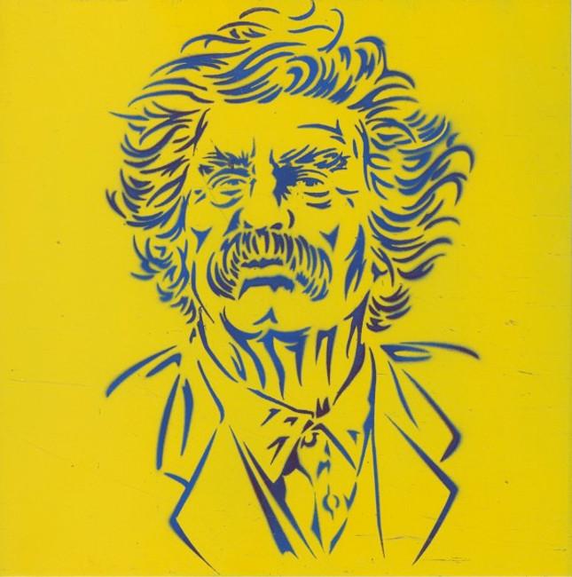 Mark Twain #216