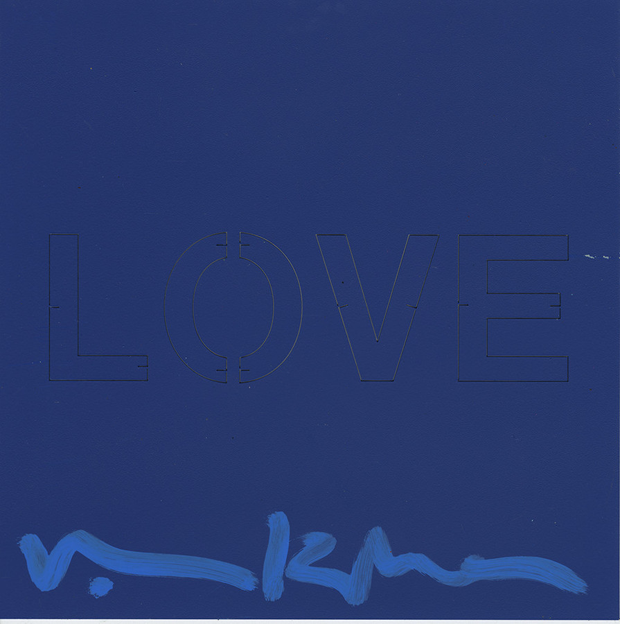 Love Painting 136