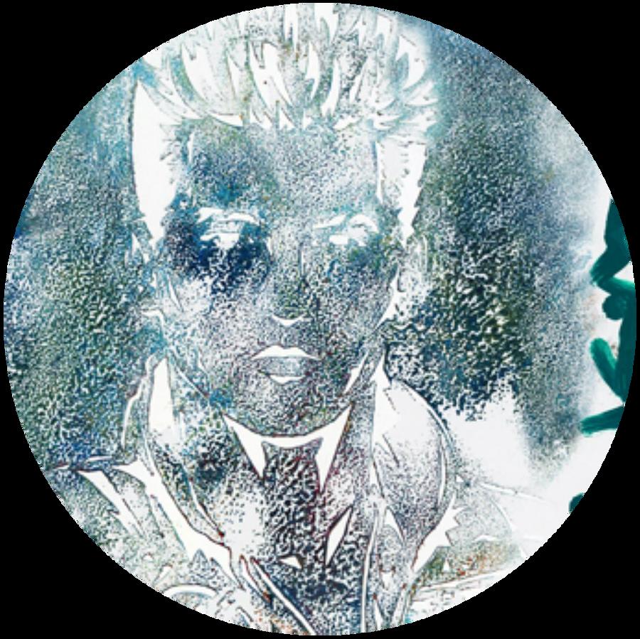 Iceman Icon on Paper 023