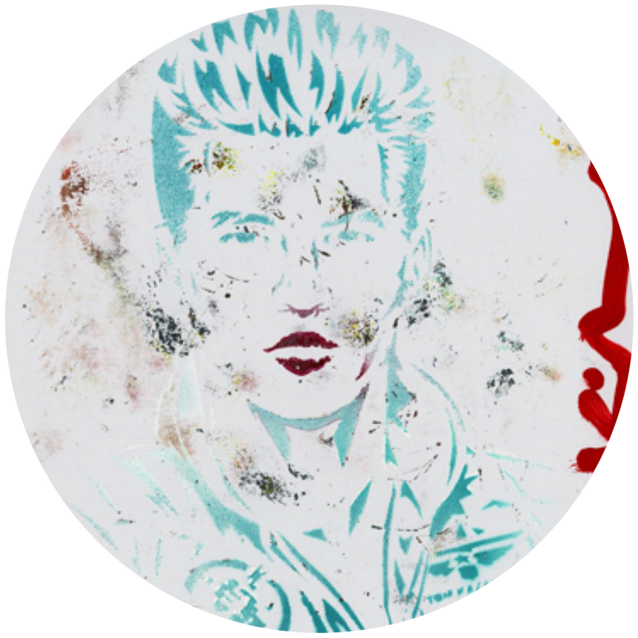 Iceman Icon on Paper 016