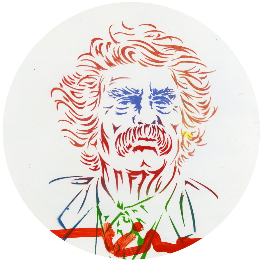 Mark Twain 80