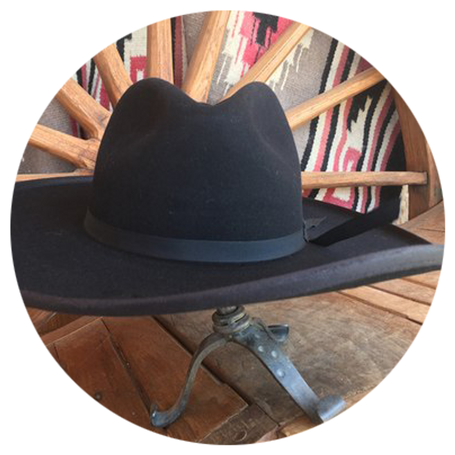 Val Kilmer Exclusive Doc Holliday Hat