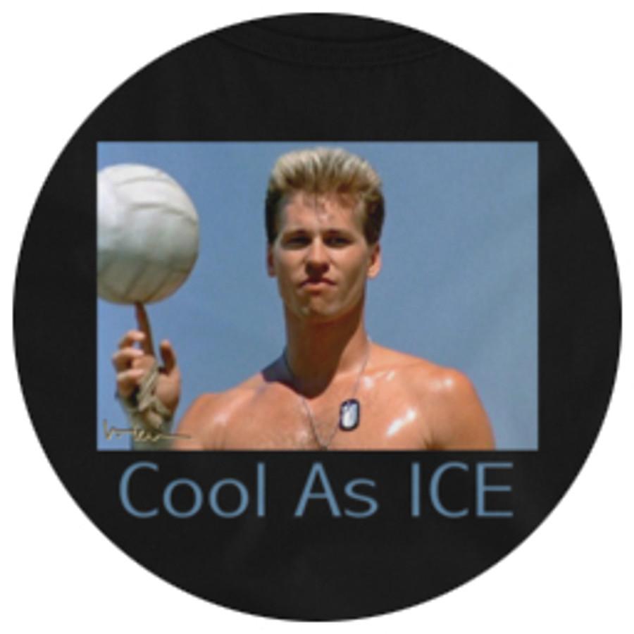 """Top Gun """"Cool as ICE"""" Ladies' Tank"""