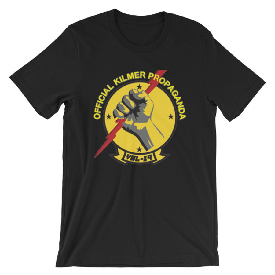 Val Kilmer's Official Propaganda Seal T-Shirt