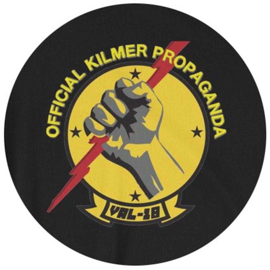 Val Kilmer's Official Propaganda Seal T-Shirt