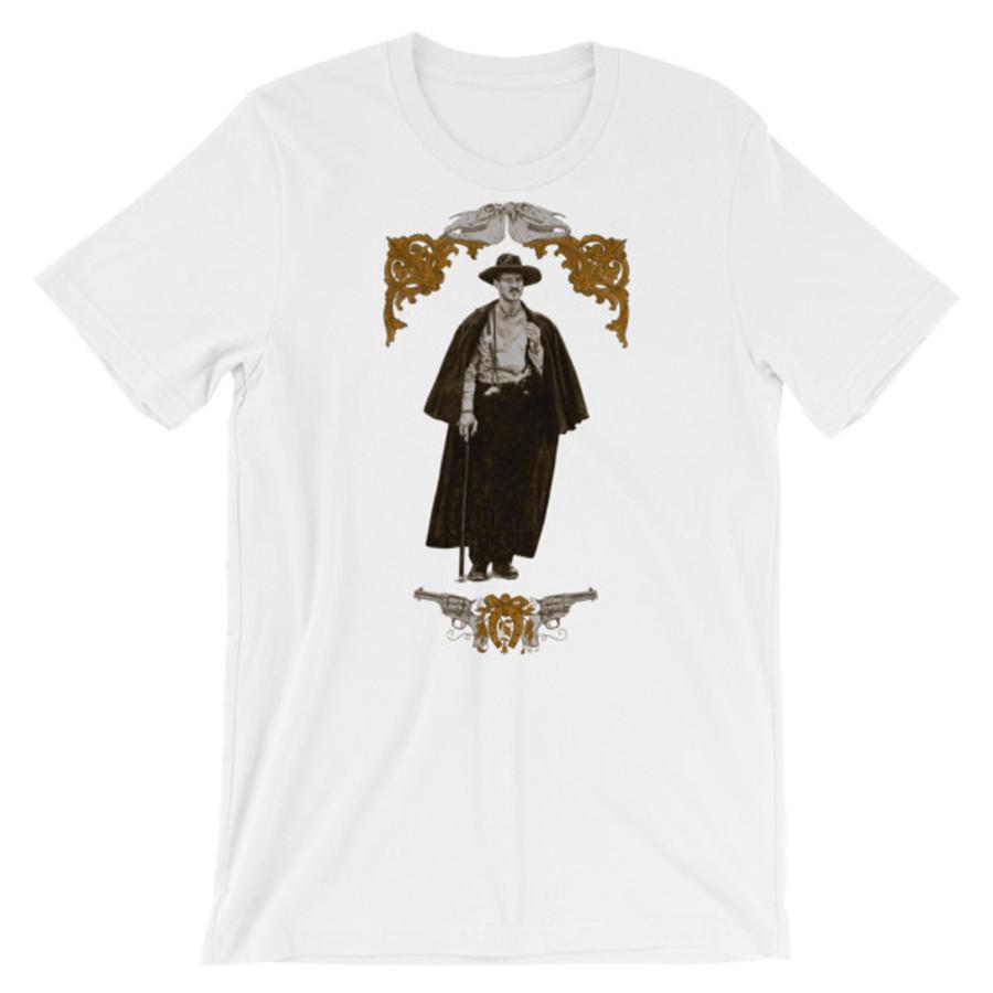 Doc Holliday Western Retro T-Shirt