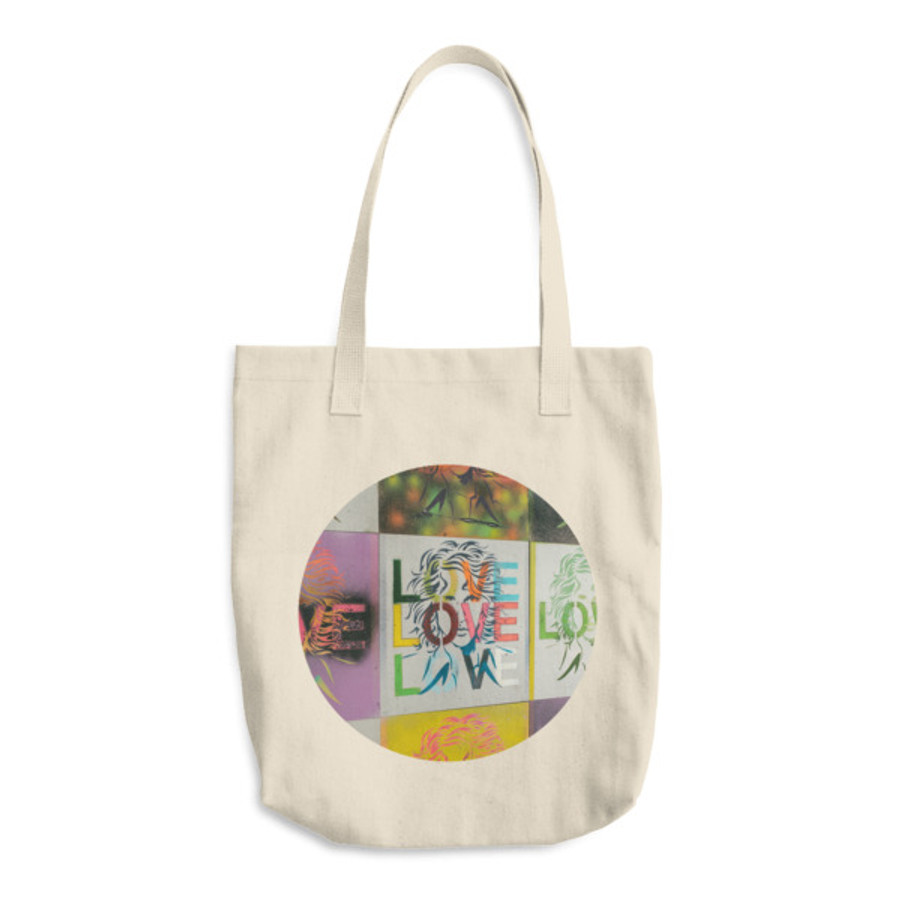 Jim Morrison / Cotton Tote Bag
