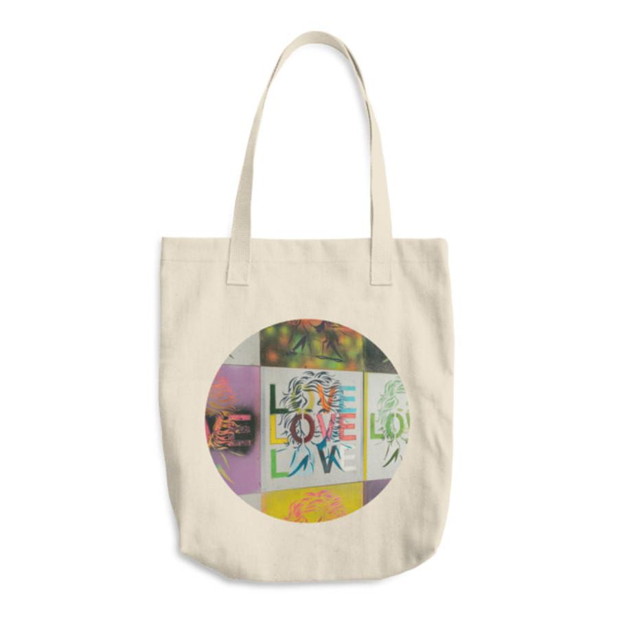Jim Morrison / Cotton Tote Bag
