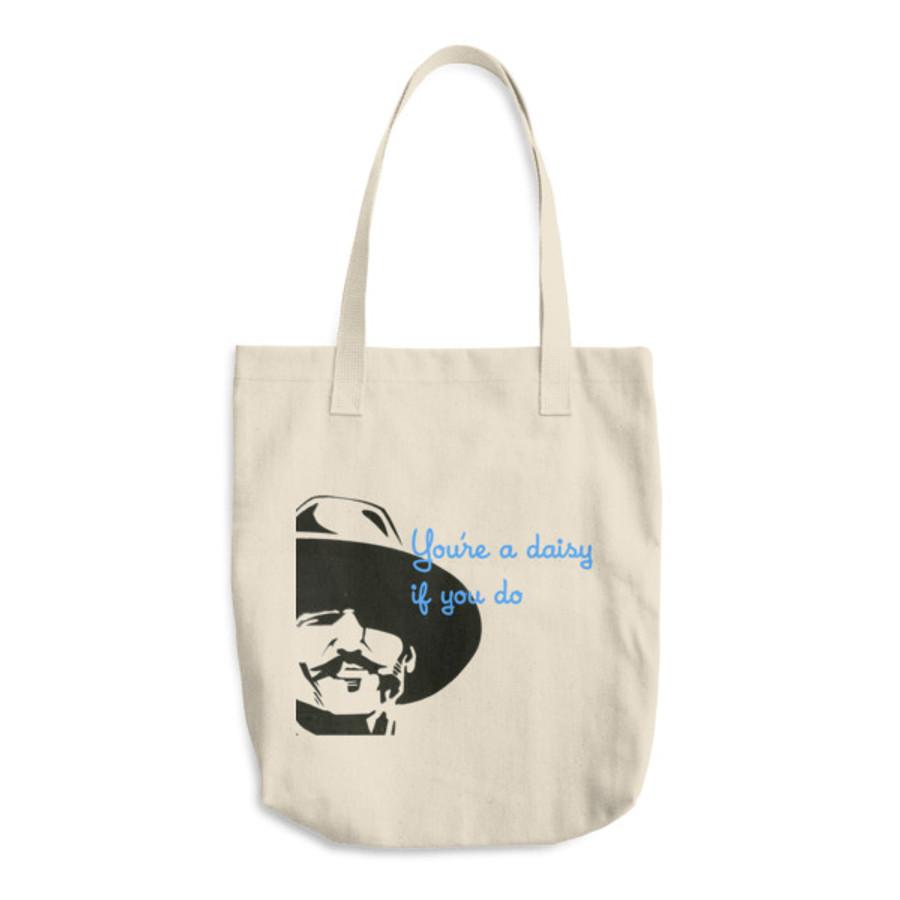 """Doc 'Daisy"""" / Cotton Tote Bag"""