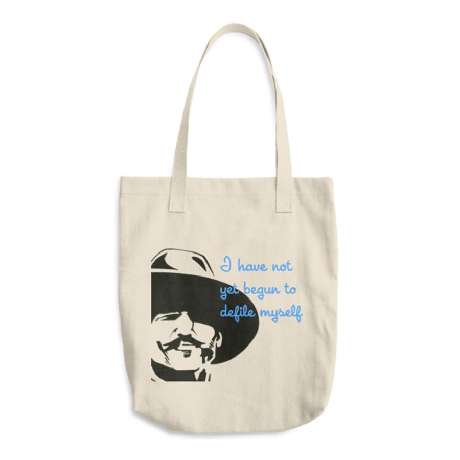Doc 'Defile' / Cotton Tote Bag