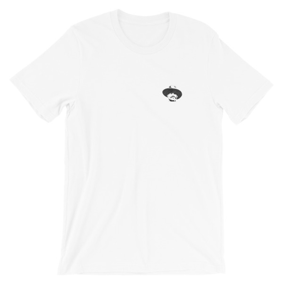 Doc / Embroidered Short-Sleeve Unisex T-Shirt