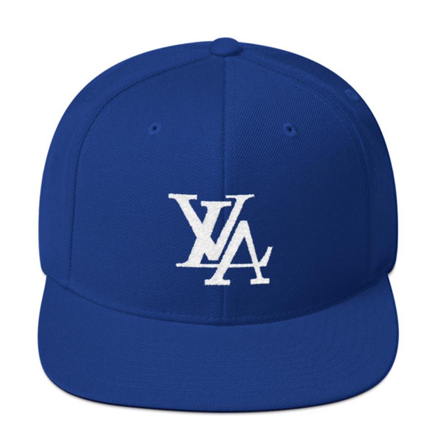 VAL logo Snapback Hat