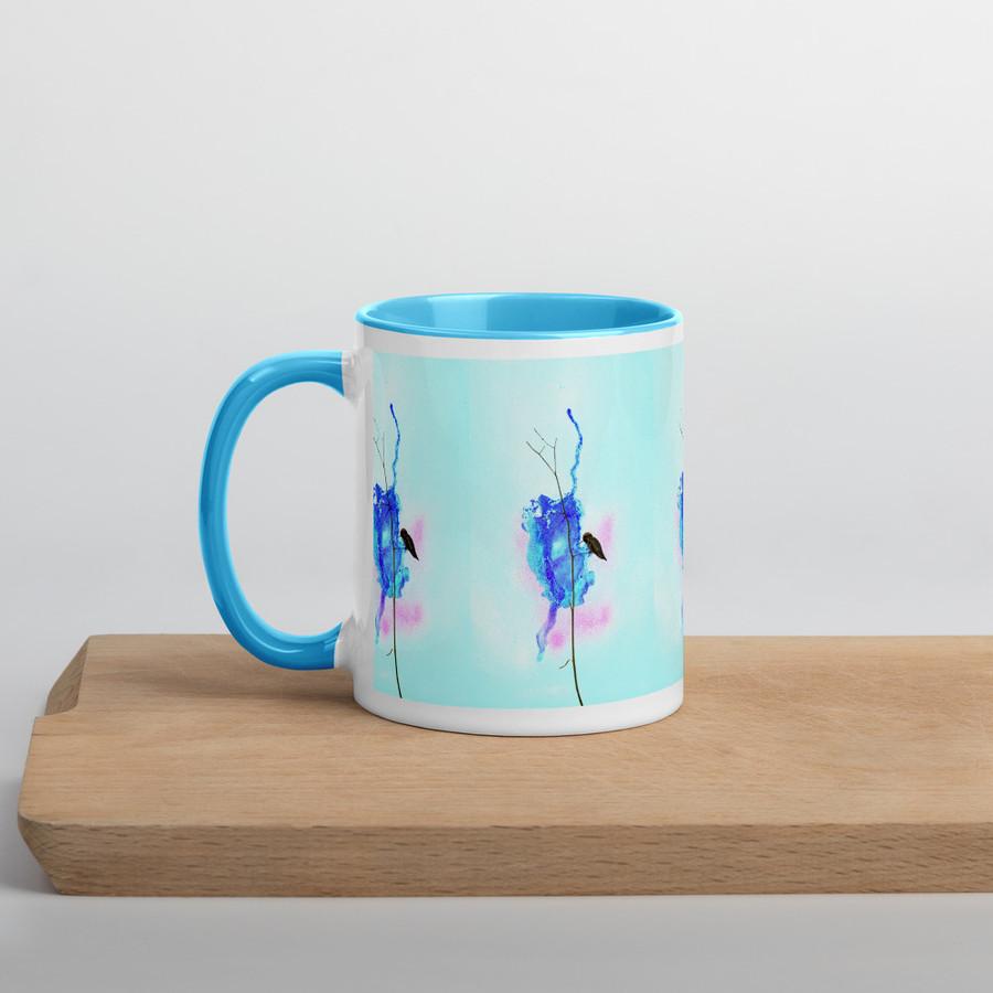 Val's Hummingbird Mug #2