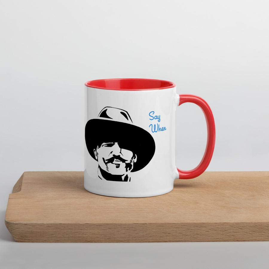 Say When mug