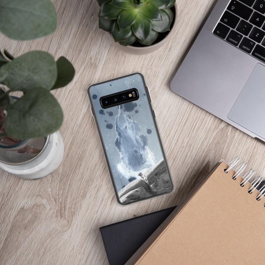 Between A Rock Samsung Case