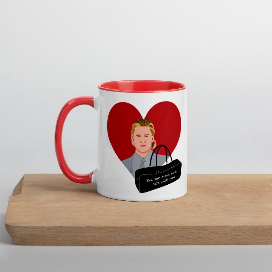 VALentine mug / Heat