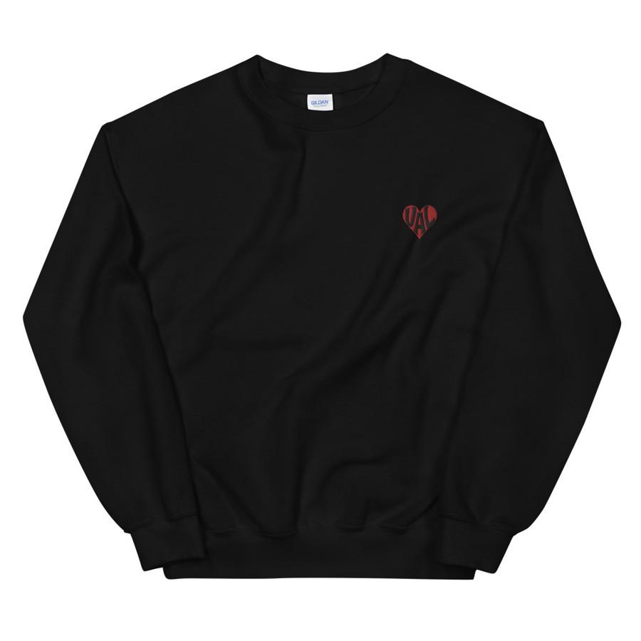 VALentine Unisex Sweatshirt