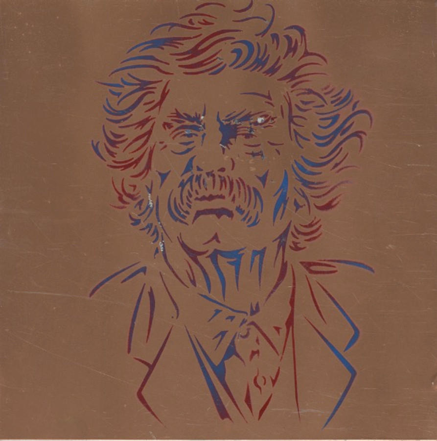 Mark Twain #207