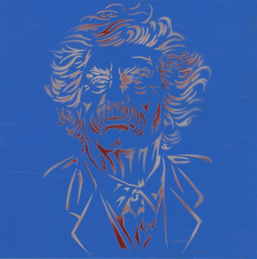 Mark Twain #208