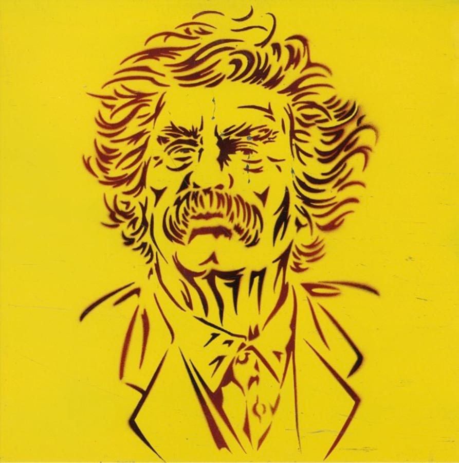 Mark Twain #211
