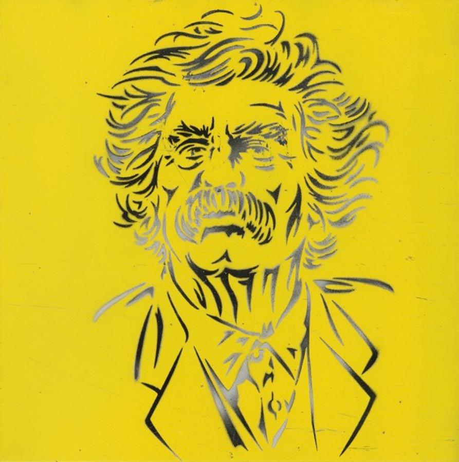 Mark Twain #214