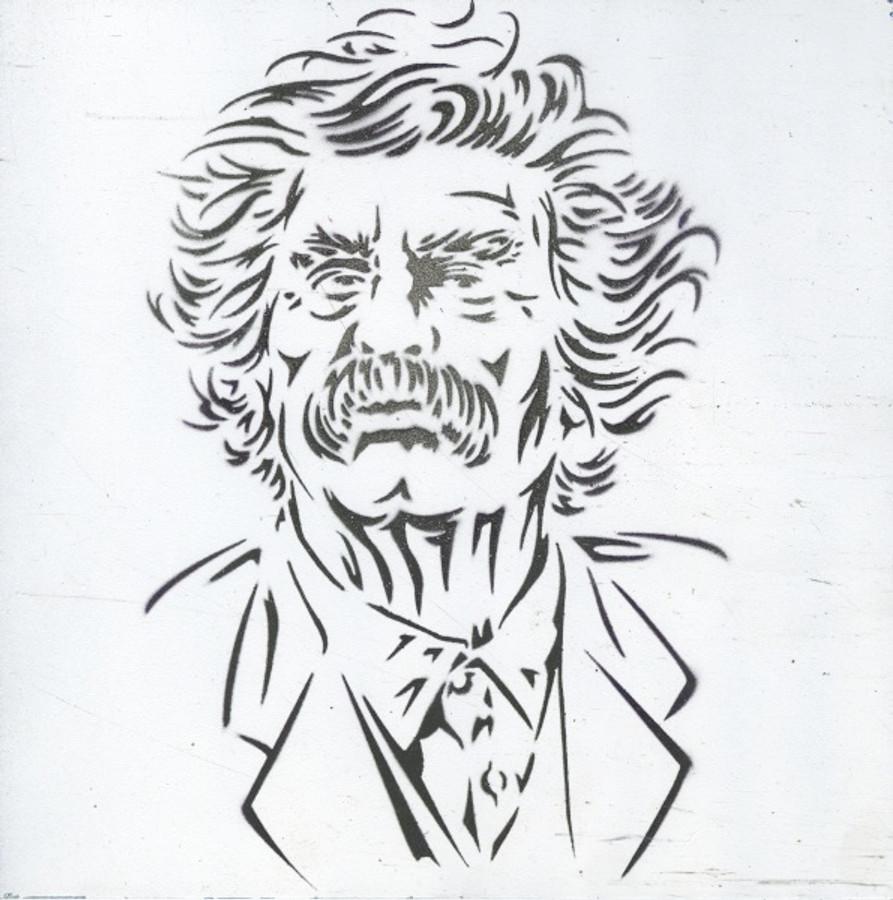Mark Twain #233