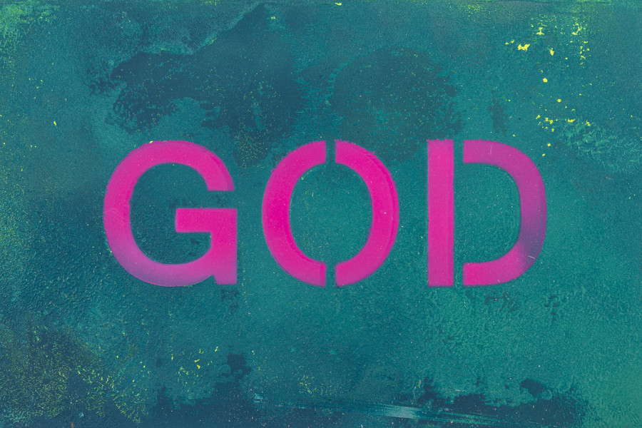 Print - God 2