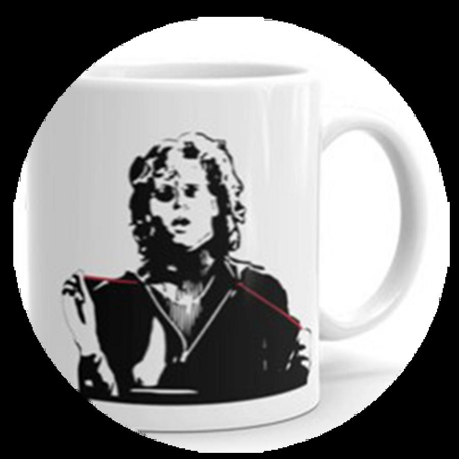 "Bruno the German ""The Saint"" Coffee Mug"
