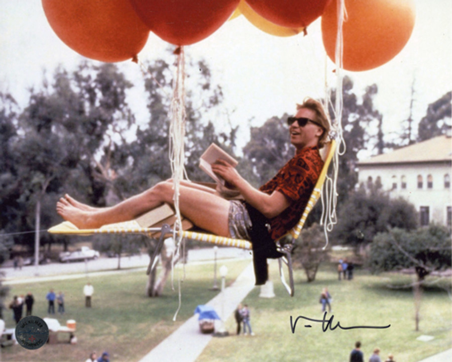 Real Genius Autographed Photo (5)