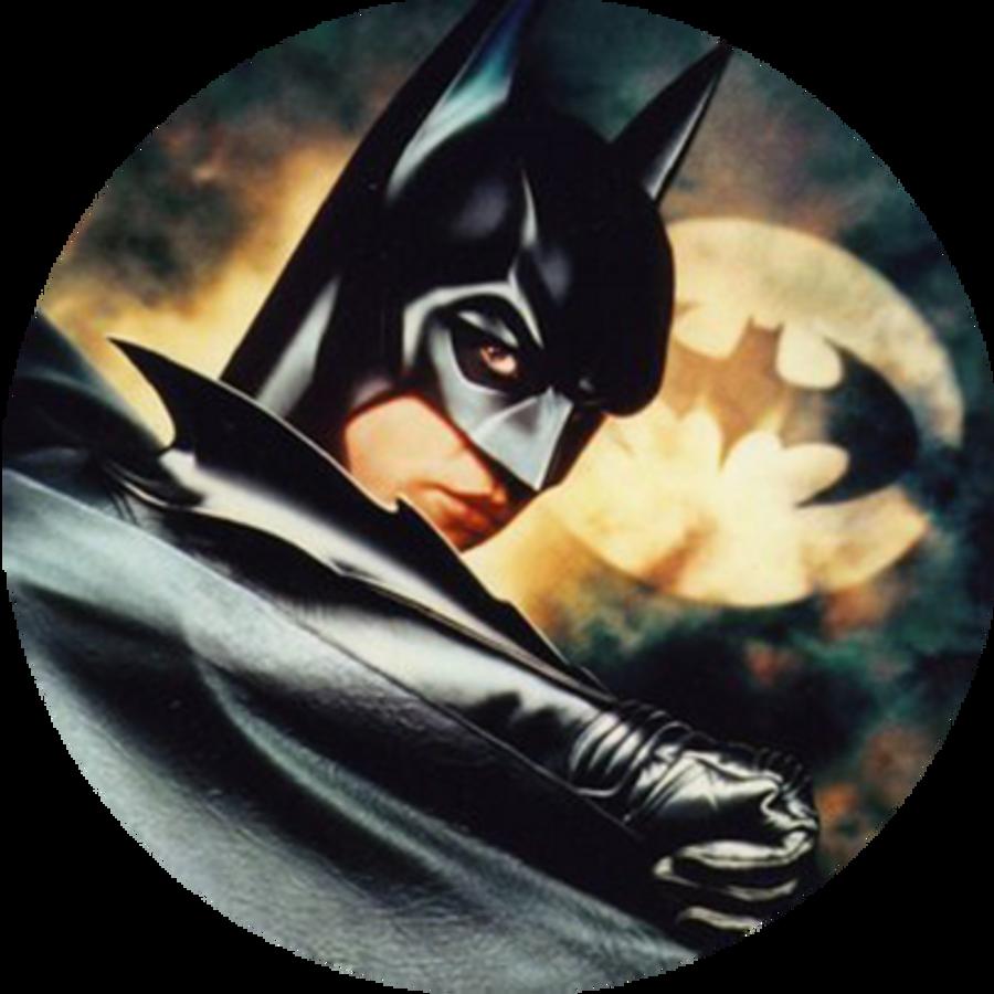 Batman Forever Autographed Photo (1)