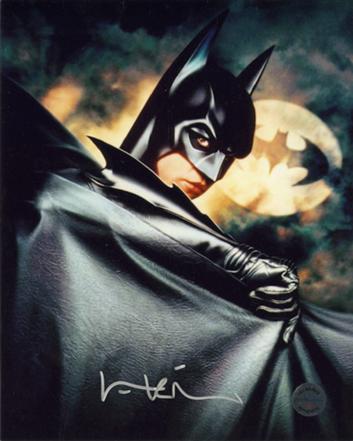 Batman Forever Autographed Photo (1)