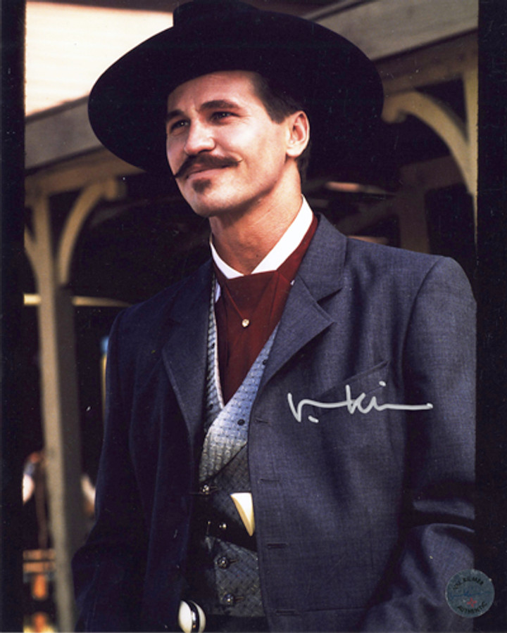 Doc Holliday Autographed Photo (2)