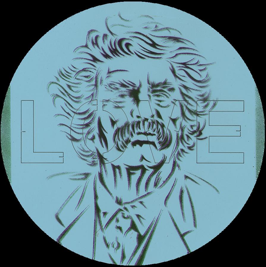 Mark Twain 45