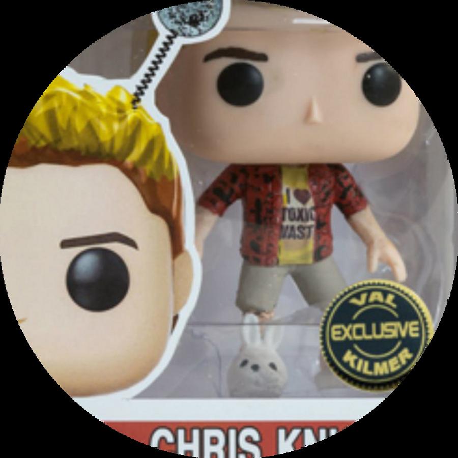 """Real Genius"" Chris Knight Pop! Figure"