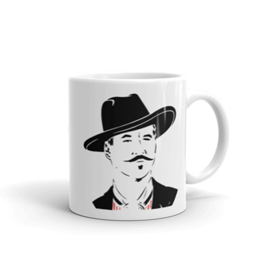 "Doc Holliday ""Say When"" Coffee Mug"