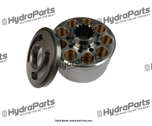 K3V63# 013 CW/RH Cylinder Block & Valve Plate Assembly