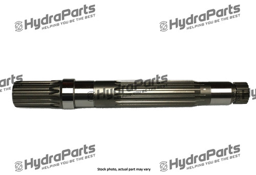 K5V140DTP Front Drive Shaft 17 Tooth