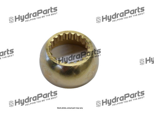 Retainer Ball Brass