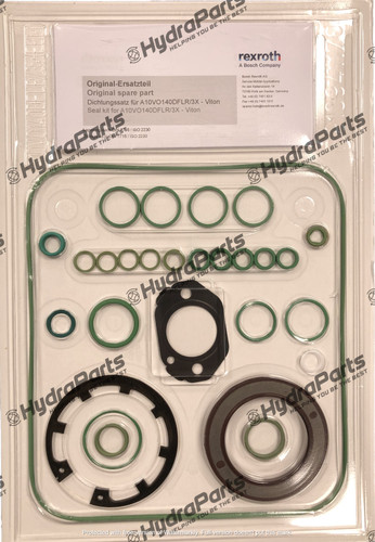 R910941170 - A10VO140 DFLR/3X Seal Kit - Viton