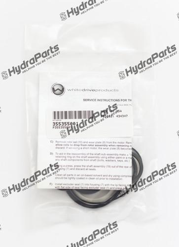 White 355 Series Seal Kit 355355001