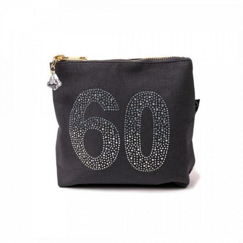 60th make up bag