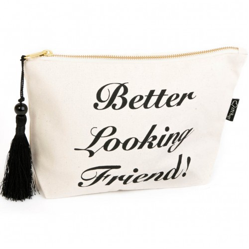 Better looking friend make up bag
