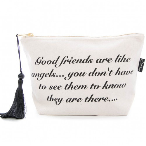 Good friends make up bag