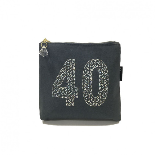 40th make up bag