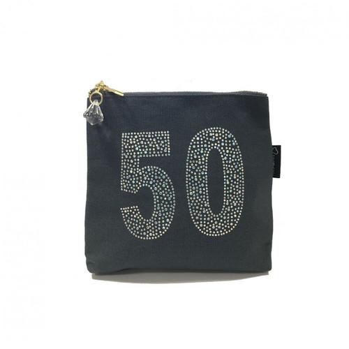 50th make up bag