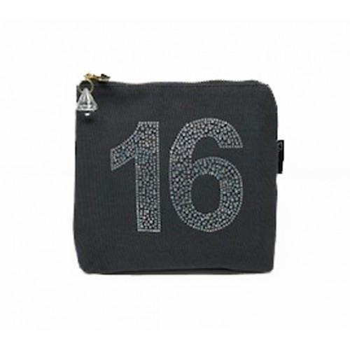 16th make up bag