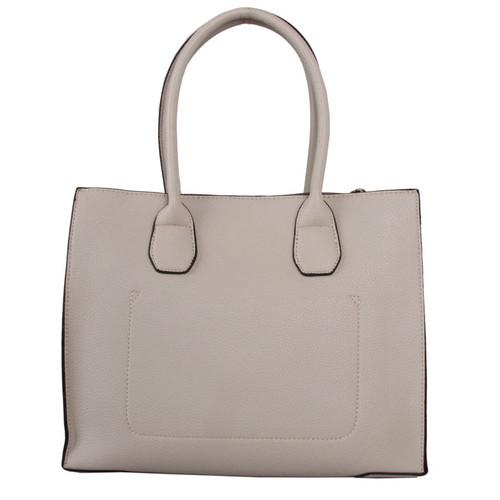 7d856b948709 Cream Tote Bag - Handbags