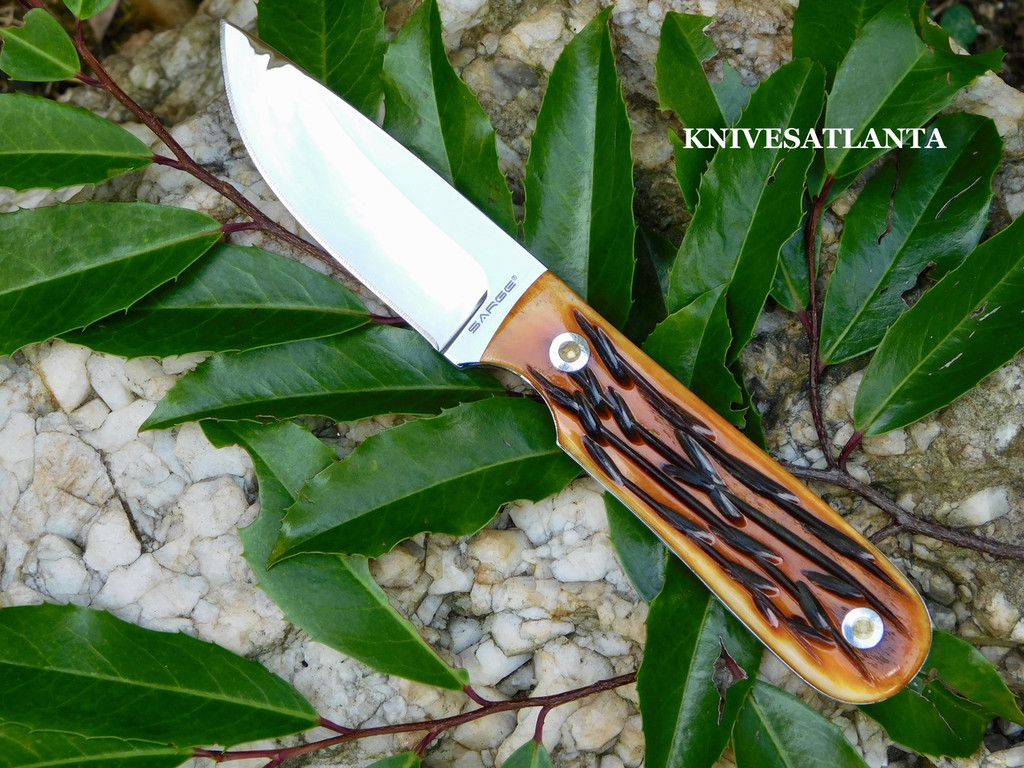 SARGE Tom Kreger Bushcraft