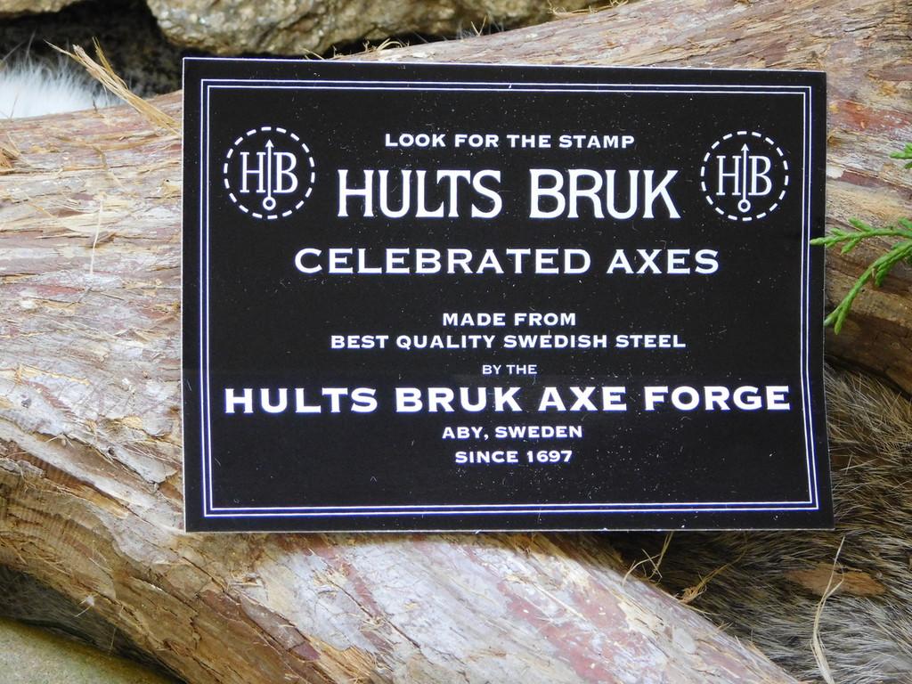 HULTS BRUK Hatchet - Jonaker
