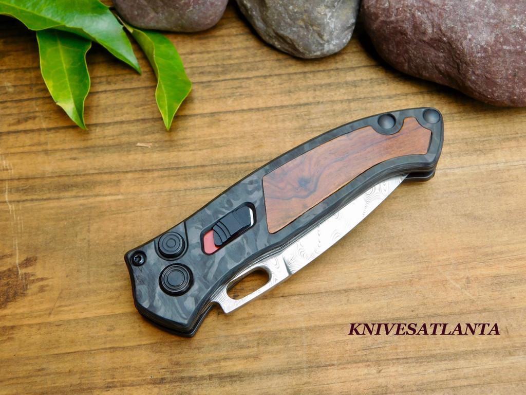 Buck 898 Legacy Collection Impact CF II AUTO Folding Knife